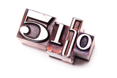 5150 (Crazy) Royalty Free Stock Images