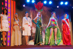 The 51st miss international beauty pageant 2011 Royalty Free Stock Photos