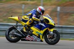 52 James Toseland - Yamaha Tech 3. 52 James Toseland GB Yamaha Tech 3 Yamaha Royalty Free Stock Images