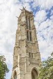 52 M Saint-Jacques torn på den Rivoli gatan. Paris. Arkivbilder
