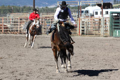 52nd Annual Pro Rodeo Royalty Free Stock Images