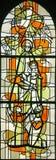 53 окно запятнанное стеклами Стоковые Изображения RF