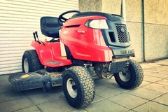 53/365 Lawn Mower royalty free stock photos