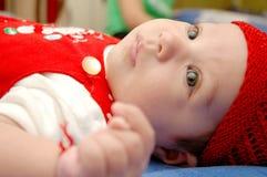 53 behandla som ett barn maria Royaltyfri Foto