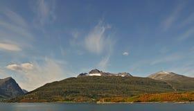 53 norr norway Fotografering för Bildbyråer