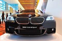 535i bmw m轿车体育运动 免版税库存图片