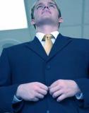 54商业领袖 免版税库存图片