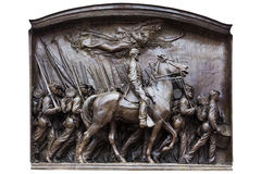 The 54th Regiment Royalty Free Stock Photography
