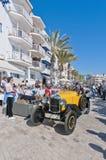 54th Samla Barcelona-Sitges den andra fasracen. Arkivbilder
