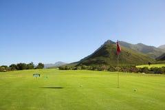 55高尔夫球 免版税库存照片