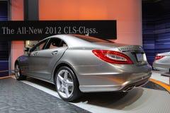 550 cls Mercedes Zdjęcia Royalty Free