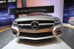 550 cls Mercedes Obraz Stock