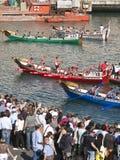 55th forntida maritima regattarepubliker Arkivbild