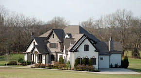 56 domów luksus Fotografia Stock