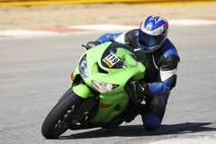56 superbike Obraz Royalty Free