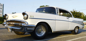 57 Chevy Royaltyfria Bilder