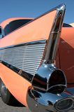 57 Chevy Tailfin Royalty Free Stock Photos