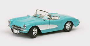 '57 Corvette Photographie stock