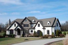 57 domów luksus Zdjęcie Royalty Free