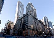 57 ruas e ?a avenida New York City Imagem de Stock Royalty Free