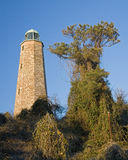 58 Lighthouse. Old Cape Henry lighthouse, built in 1792 stock images