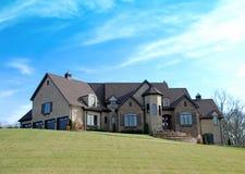 59 domów luksus Obrazy Royalty Free