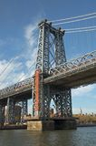 59th Street Bridge NYC Royalty Free Stock Photography