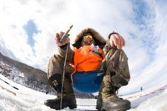 The 5th Baikal Fishing Royalty Free Stock Photo