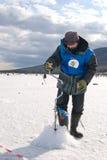 The 5th Baikal Fishing Royalty Free Stock Image