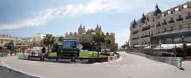 6° grande Prix Historique Monte Carlo Fotografia Stock