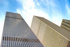 6ème Constructions d'avenue, NYC Photographie stock libre de droits