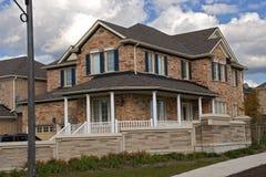 6专用的房子 库存图片