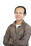 6个亚洲人人 免版税库存图片
