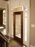 6个门休息室玻璃豪华 免版税库存照片