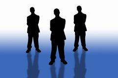 6企业小组 图库摄影