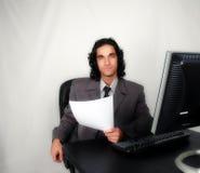 6企业空间 免版税库存照片