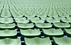 6体育场 免版税图库摄影