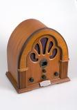 6古色古香的收音机 免版税库存照片