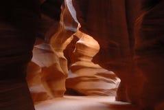 6只羚羊峡谷 图库摄影