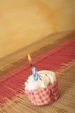 6块杯形蛋糕 免版税库存图片