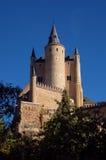 6城堡 库存照片