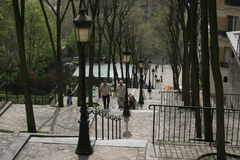 6巴黎 库存照片