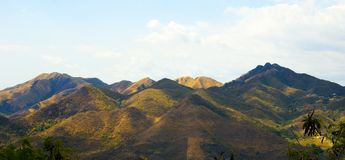6座山 库存图片