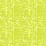 6无缝绿色的模式 库存图片