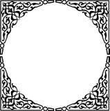 6框架 免版税库存照片