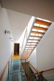 6楼梯 免版税库存照片