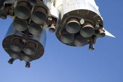 6火箭 免版税库存照片