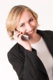 6移动电话 免版税图库摄影