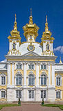 6结构宫殿 免版税库存照片