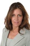 6美丽的商业主管妇女 免版税图库摄影